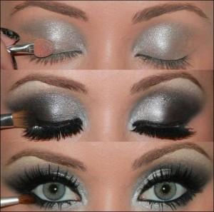 test maquillage