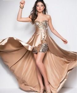 48b73aec264 ... préférez une robe à paillette ou avec des froufrous. Si vous avez  vraiment du goût